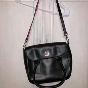 Black & Pink Kate Spade Shoulder Bag